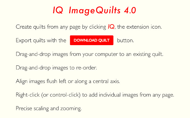 ImageQuilts