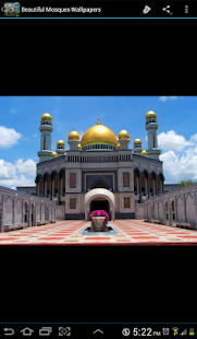 World Mosques Wallpapers HD - náhled
