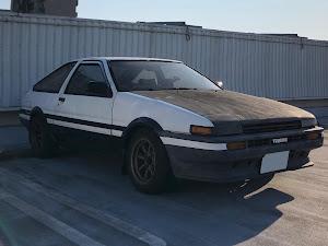 スプリンタートレノ AE86 GT-APEX・S59のカスタム事例画像 sasashu86さんの2019年12月01日22:08の投稿