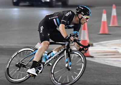 Owain Doull rijdt ook de volgende twee jaar bij Team Ineos