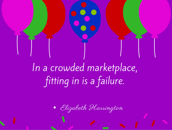 Stand Out in a Crowded Market