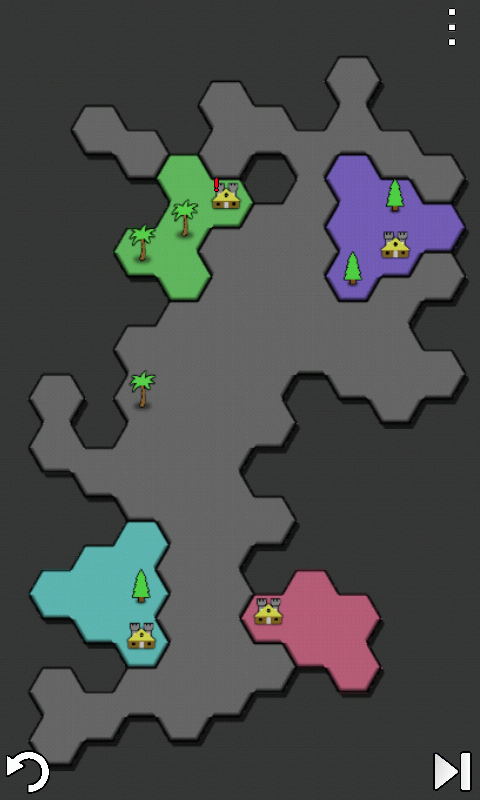 Antiyoy- screenshot