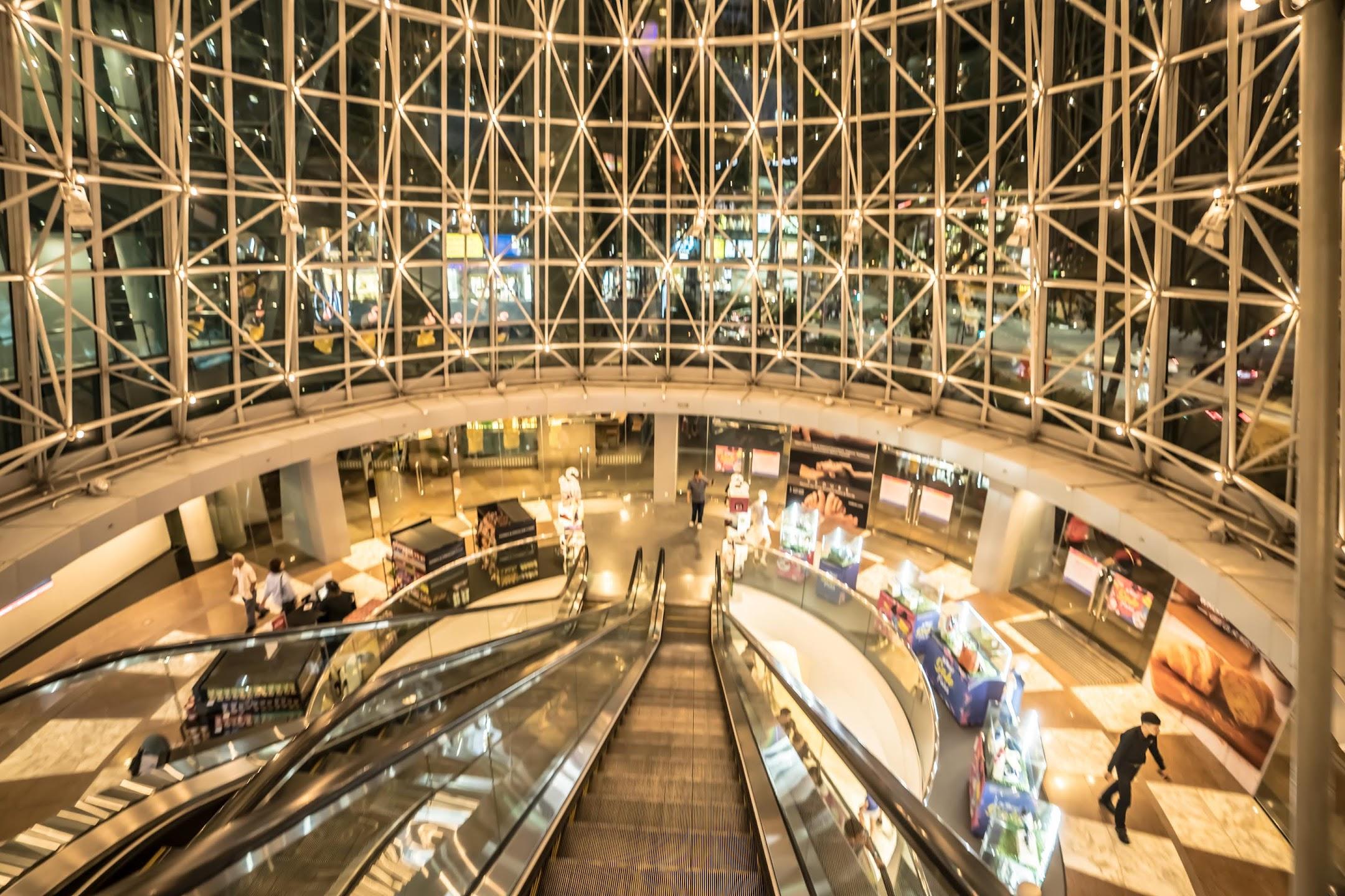 シンガポール WHEELOCK PLACE4