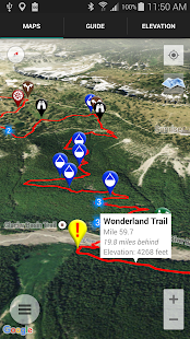 Wonderland Trail by Tami Asars- screenshot thumbnail