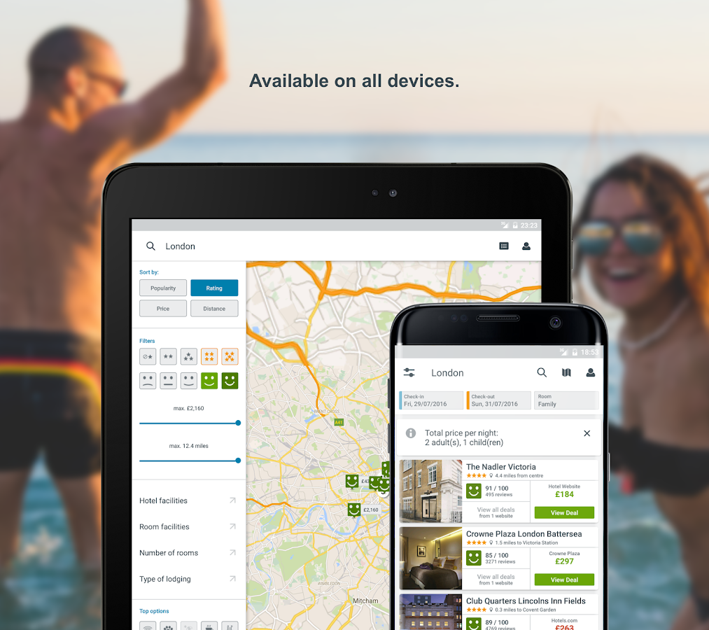 trivago - Hotel & Motel Deals- screenshot