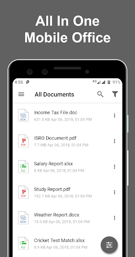 Document Manager and File Viewer Screenshots 1