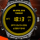 Military Watch Face