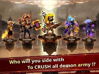 Stickman Legends - Ninja Hero: Knight, Shooter RPG 2 0 2 (Mod) APK