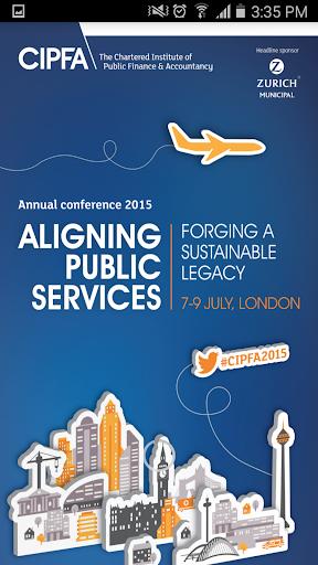CIPFA Conference 2015