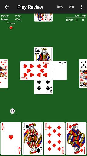 Euchre by NeuralPlay 2.41 screenshots 7
