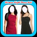 Women Night Dress Suit icon