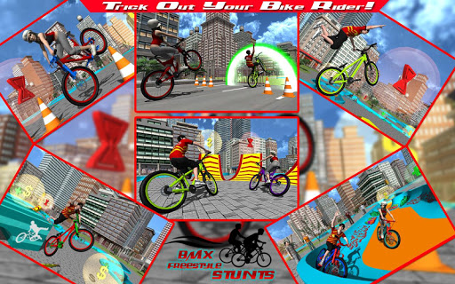 BMX Freestyle Stunts 1.4 Mod screenshots 2