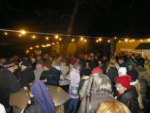 Photo: Ein Blick in die Menge.