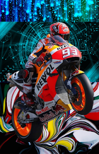 Wallpaper MotoGP Marquez93 HD Android Apps on Google Play