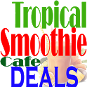 TropicalSmoothies Cafe Coupons  & 1000's of Games icon