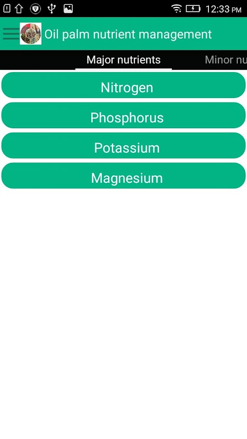 Oil Palm Nutrients English- screenshot