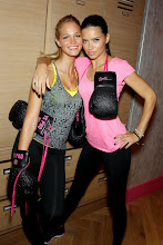 Photo: EXCLUSIVE-New York, NY - 01/15/2013 - Victoria's Secret Angels Kick Off a Healthy & Fit New Year with Victoria's Secret Sport-PICTURED: Erin Heatherton, Adriana Lima-PHOTO by: Marion Curtis/Startraksphoto.com-Filename: MC618048-Location: Victoria's Secret Herald SquareEditorial - Rights Managed Image - Please contact www.startraksphoto.com for licensing feeStartraks Photo New York, NY For licensing please call 212-414-9464 or email sales@startraksphoto.com