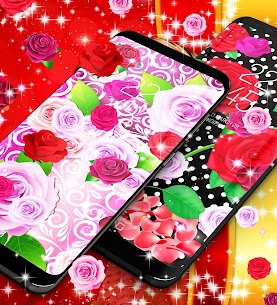 2020 Roses live wallpaper Apk Latest Version Download For Android 4