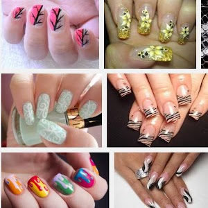 Eid New Treand Nail Polish Design Art 2016