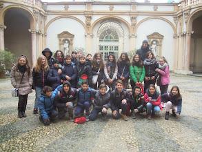 Photo: 03/02/2015 - Istituto comprensivo Piossasco II  (To). Scuola media classe I B.
