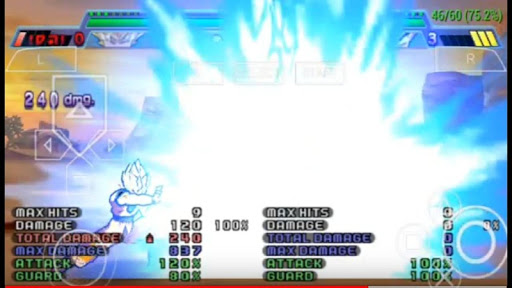 Ultimate saiyan fighter universe 2.8 Screenshots 1