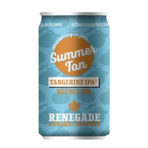 Logo of Renegade Summer Tan