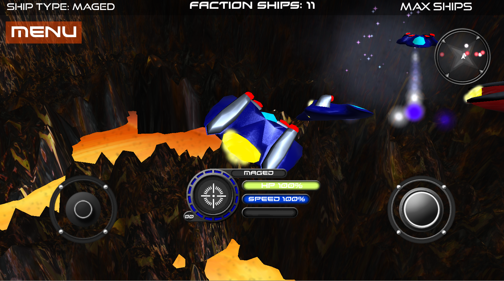 Uni (Galaxy At War) 3- screenshot