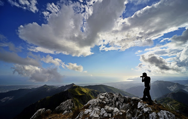 Il Fotografo & le Nuvole di utente cancellato
