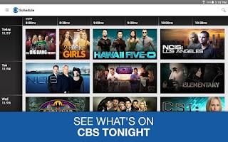 Screenshot of CBS