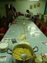 Photo: pasta in bianco!