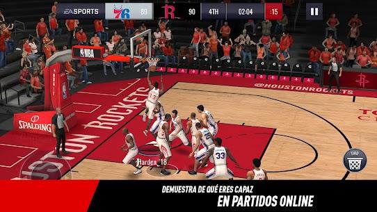 NBA LIVE Mobile Baloncesto 1