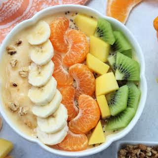 Sumo Citrus Mango Smoothie Bowl.