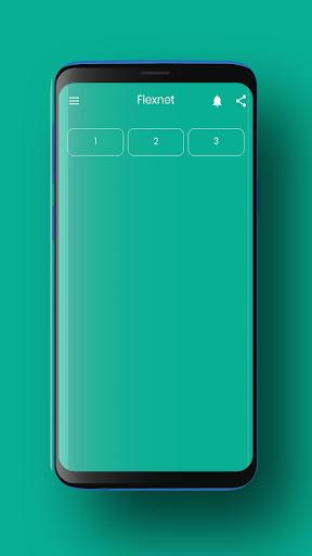 Flexnet screenshot 2