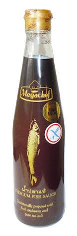 Premium Fish Sauce 500ml Megachef