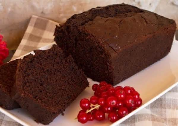 Chocolate Yogurt Loaf Recipe