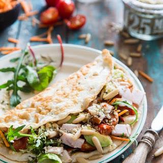 Coconut Tortilla Wrap