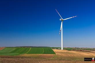 Photo: Windmill in between...  #windmill #windmillphotography #landscape #landscapephotography #green #blue #sky