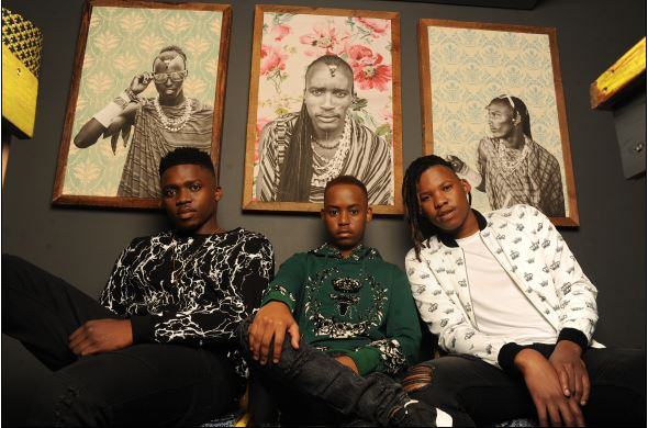 The boy band from uMthatha is proud to represent home, 047.