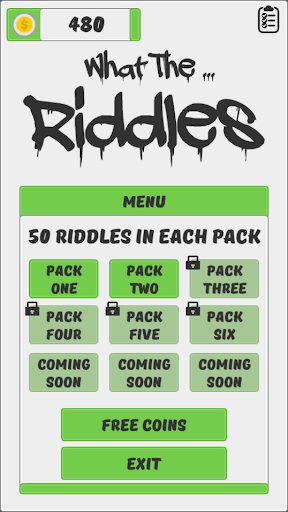 What The ... Riddles