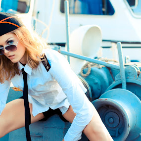 The SAILOR by Franky Wijaya - People Fashion