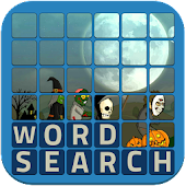 Wordsearch Revealer Halloween