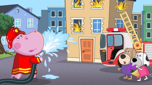 Fireman for kids apktram screenshots 7