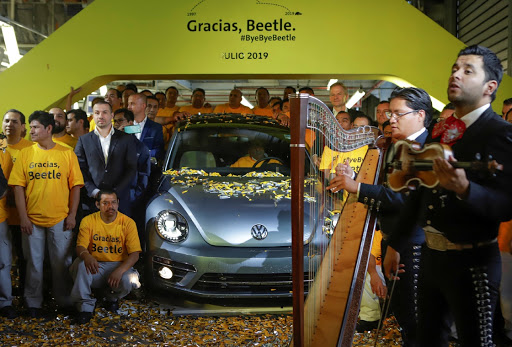 Farewell VW Beetle — and RIP small cars in general