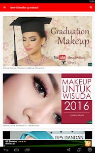 Makeup Tutorials Video - náhled