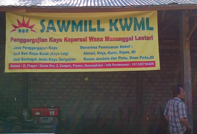 sawmil kwml