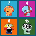 2048 - Minion Mushroom Match Icon