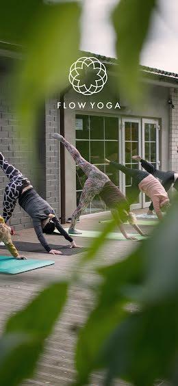 Flow Yoga Outdoors - Snapchat Geofilter item