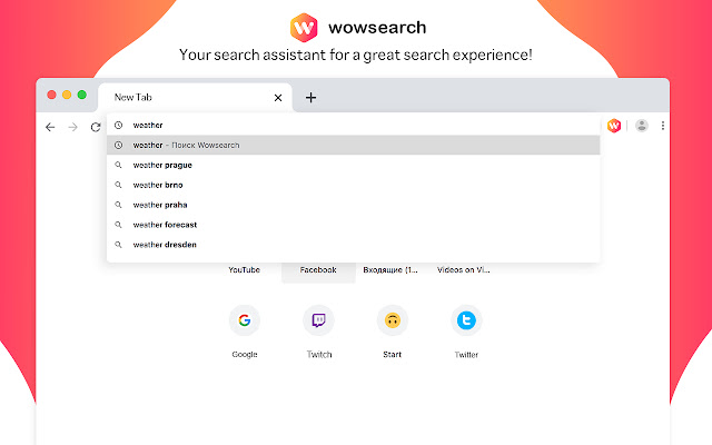 Wowsearch