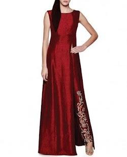 Indo Western Dress - náhled