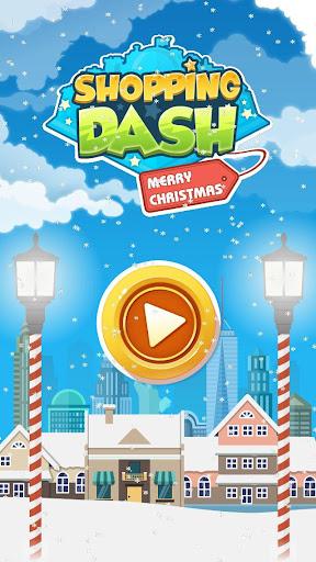 Shopping Dash for Christmas
